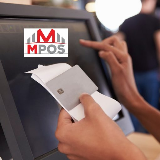 Retail POS system with smart features for small business
